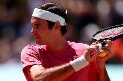 Roger Federer Returns To Clay After Three Years