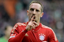 Ribery To Leave Bayern At The End Of The Season