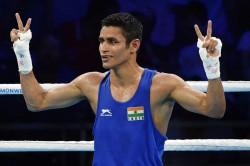 Gaurav Solanki And Manish Kaushik Win Gold