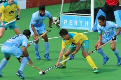 Indian Hockey Team Ends Australia Tour With Loss In Final
