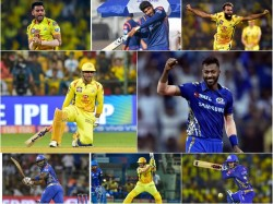 Players To Watch In Mumbai Indians V Chennai Super Kings