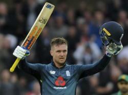 Sleepless England Player Jason Roy Scored Century After Daughter S Hospitalisation