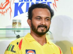 Csk Player Kedar Jadhav May Miss Rest Of The Ipl Season