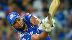 Mumbai Indians Player Kieron Pollard Fined For Showing Dissent To Umpire