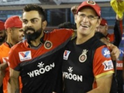 Gary Kirsten Wants Continuity As Coach Of Royal Challengers Bangalore In Ipl