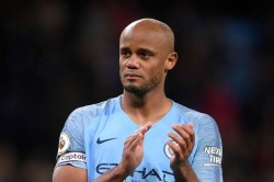 Vincent Kompany Has Left Manchester City
