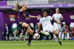 Womens Champions League Lyon