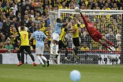 Manchester City Beat Watford