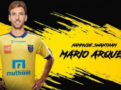 Kerala Blasters Signs Mario Arques For Upcoming Season