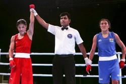 Mary Kom Sarita Devi Win Gold