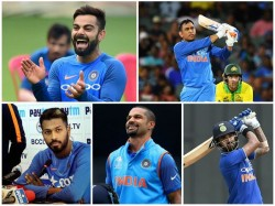 Cwc 2019 India Have High Hopes On Top Five