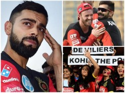 Virat Kohli And Abd Apologise For Poor Rcb Show