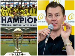 Australia Can Win World Cup Says Former Speed Star Brett Lee