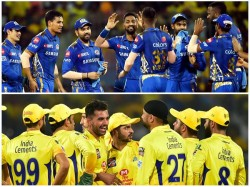 Chennai Super Kings Mumbai Indians Ipl Final Stats