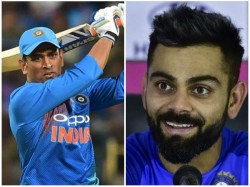 Dhoni And Kohli S Commitment To Each Other Is Tremendous Says Ravi Shastri