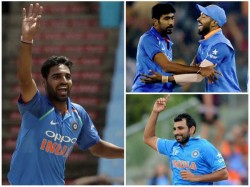 Indian Pacer Bhuvaneshwar Kumar Issues Warning To World Cup Rivals
