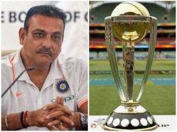Indian Coach Ravi Shastri Wants Ipl Style Play Off In World Cup