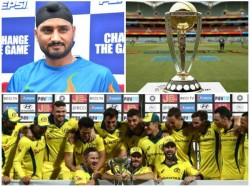 Former Indian Spinner Harbhajan Singh Predicts World Cup Favourites