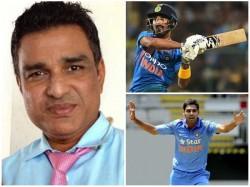 Former Indian Player Sanjay Manjrekar Picks Indian Eleven For First Match