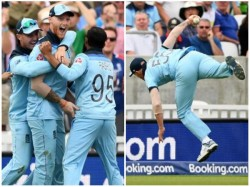 I Was Panicking Says England Allrounder Stokes After Wonder Catch Against South Africa