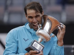 Italian Open Rafael Nadal