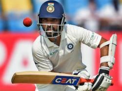 Ajinkya Rahane Scored Century In His County Debut
