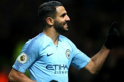 Riyad Mahrez Happy To Stay City