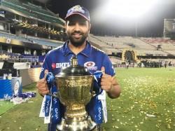 Rohit Sharma Part Ipl Champion