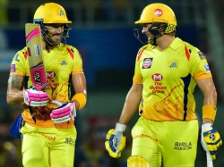 Why Csk Opener Shane Watson Thanked Faf Du Plessis
