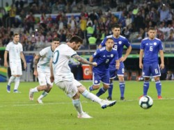 Argentina Held By Paraguay In Second Round Of Copa America