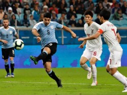 Uruguay Held By Japan In Copa America Second Round Match