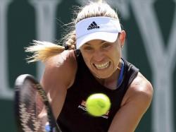 Angelique Kerber In Eastbourne Semi Final