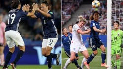 Womens World Cup England Japan