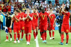 Belgium Retain First Place In The Fifa Ranking