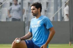 Injured Bhuvneshwar Kumar Backs