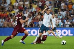 Copa America 2019 Argentina S Semi Final With Brazil