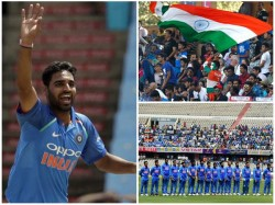 Pacer Bhuvi Eyes Indian Team S Return To Lords For World Cup Final