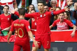 Nations League Portugal Enter Final