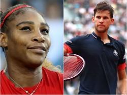 Thiem Against Serena Williams