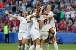 England Defeat Norway World Cup Semis