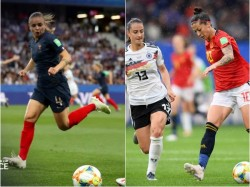 Womens World Cup Germany France