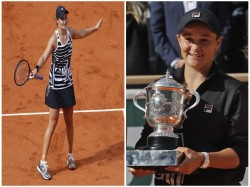 French Open Ashleigh Barty Singles Title