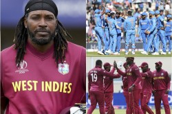 Chris Gayle Warns India World Cup Match