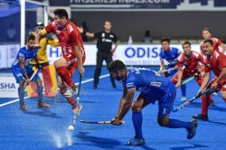 India Beats Uzbekistan To Reach Semis