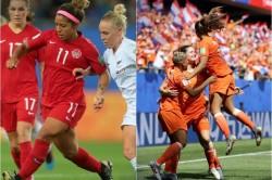 Holland Canada In Prequarter