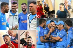 Indian Players Get New Haircuts