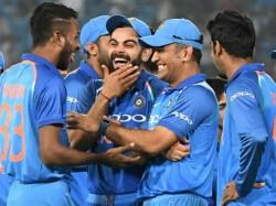 India Topple England To Go Top Of Icc Odi Ranking