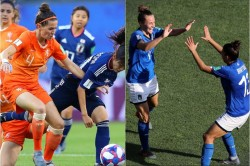 Fifa Womens World Cup Italy Holland In Quarter Final
