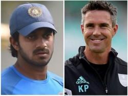 Kevin Pietersen Vijay Shankar Against England