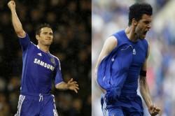 Frank Lampard And Michael Ballack